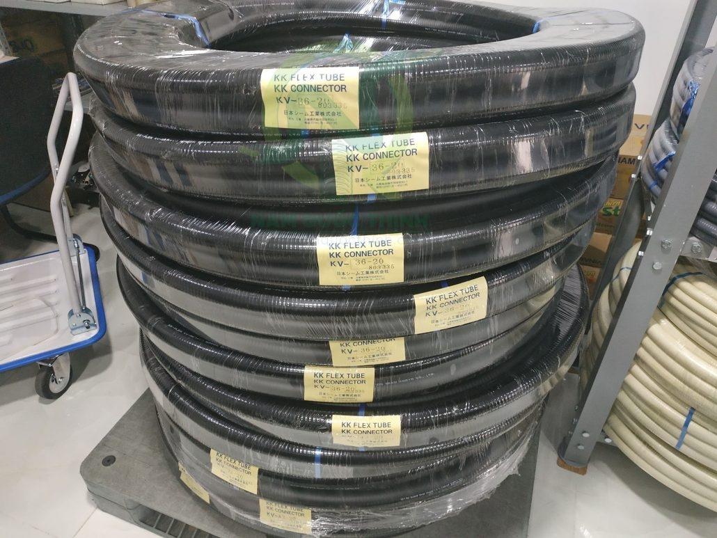 Gợi ý một số loại ống ruột gà Nippon Seam sử dụng cho hệ thống điện