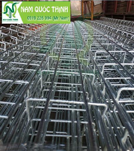 Máng lưới thép mạ kẽm nhúng nóng cấp bởi Nam Quốc Thịnh