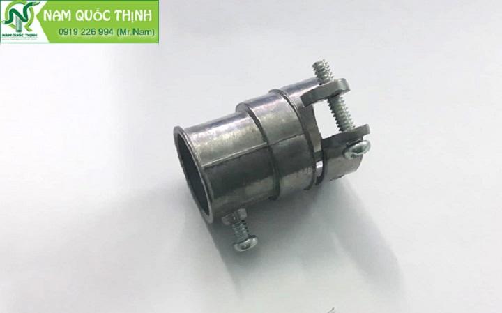 Phụ kiện đầu nối ống ruột gà thép & ống thép EMT loại nhôm