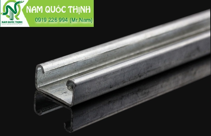 Thanh chống đa năng không đục lỗ 41x21mm
