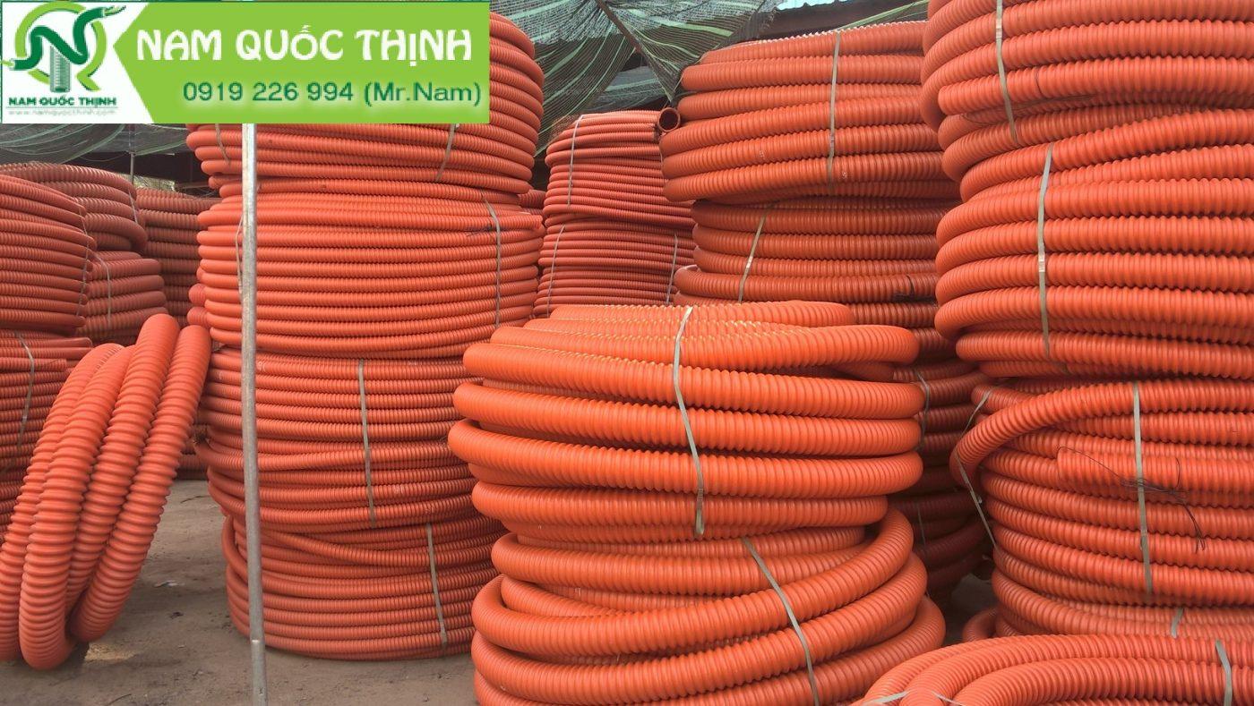 Tìm hiểu những đặc tính nổi bật của ống nhựa gân xoắn HDPE