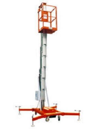 Thang nâng điện GTWY nâng cao 8 mét