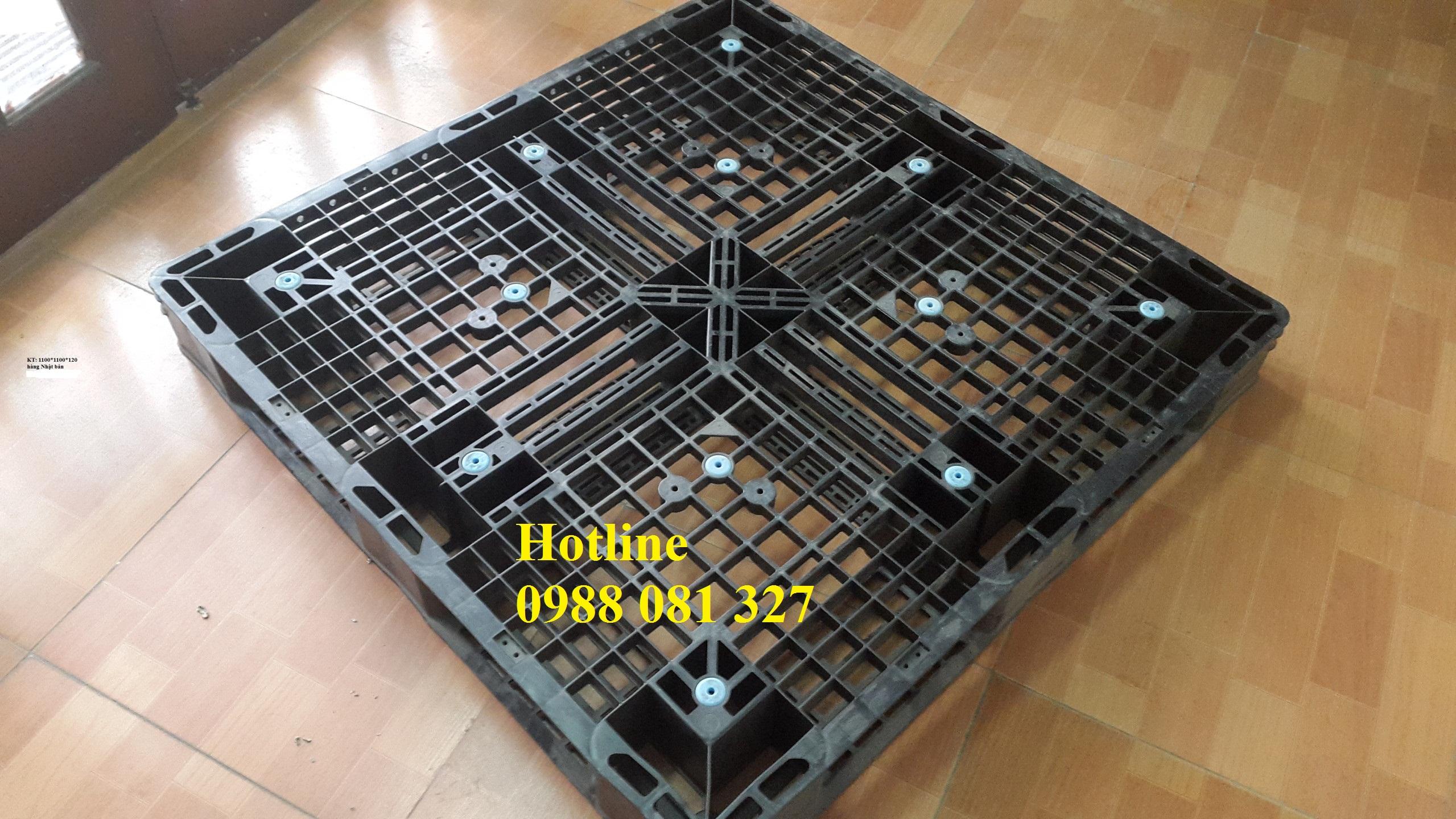 Pallet nhựa hàng tuyển chọn chất lượng bao giá thị trường, 0988 081 327