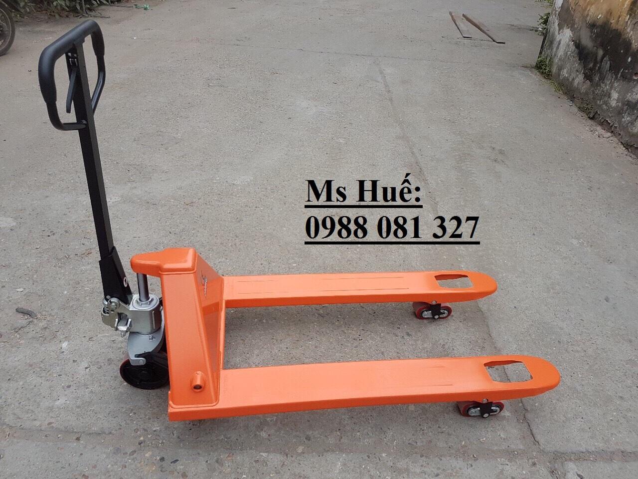 Xe nâng tay cao RẺ nhất Hà Nội