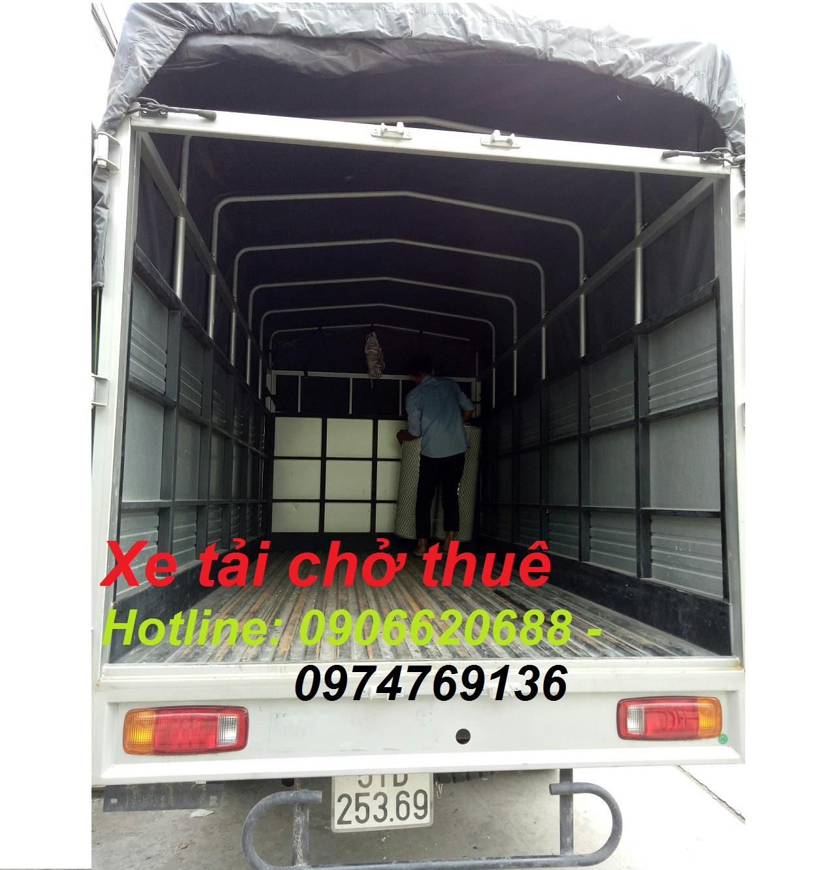 Xe tải chuyển nhà Vĩnh Lộc, Bình Tân, Tân Bình