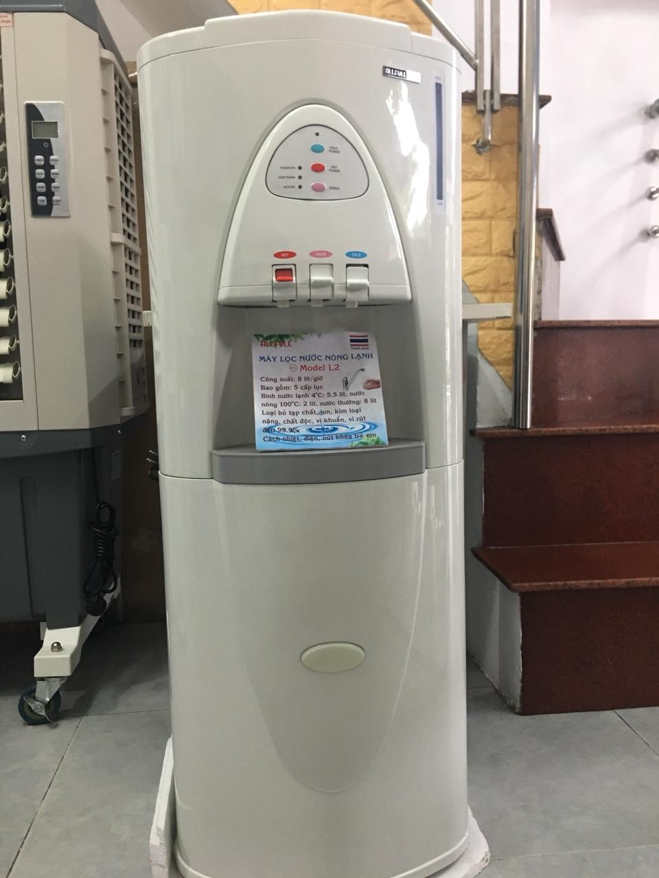 Máy lọc nước nóng lạnh thương hiệu Allfyll Thái Lan Model L2