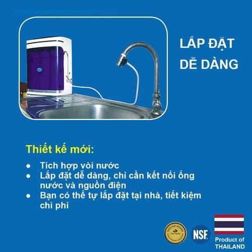 Máy lọc nước uống RO 60 lít/giờ Model Laguna