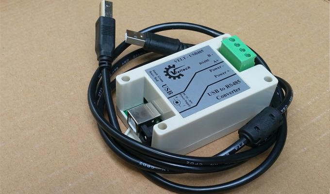 Cáp RS485, Cáp USB sang RS485