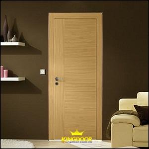 Cửa gỗ MDF LAMINATE an toàn với môi trường, phù hợp mọi không gian