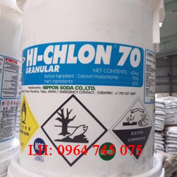 bột clo - clorin 70