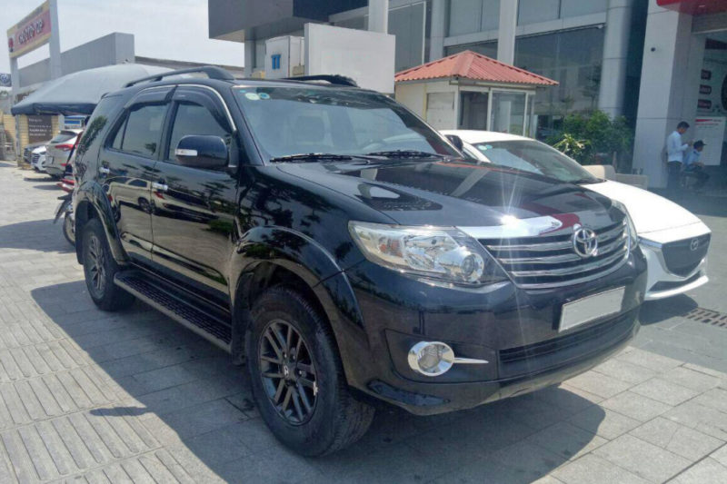 Xe toyota fortuner 2.7 AT 2016