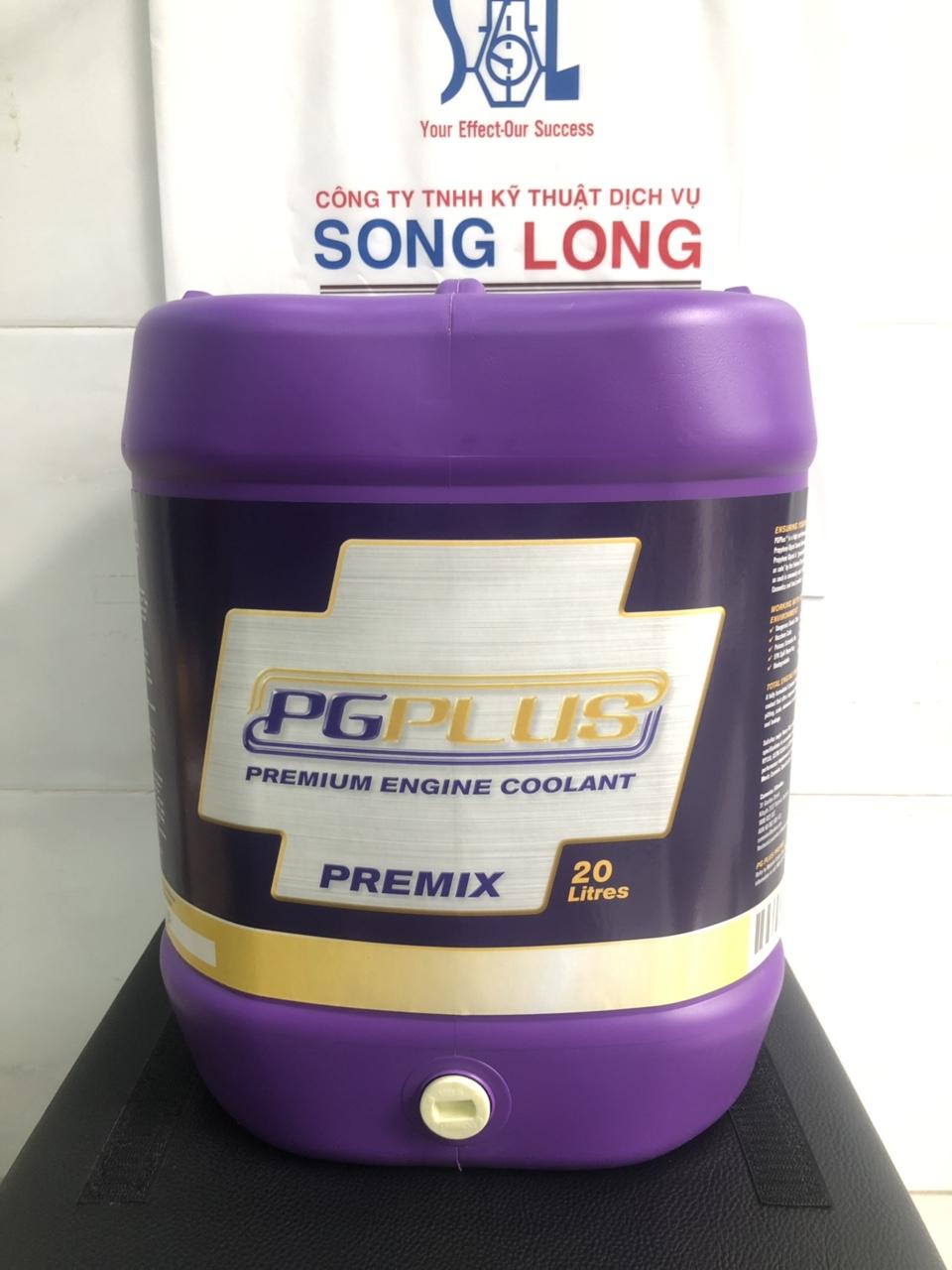 20ltr PGPlus Premix Coolant