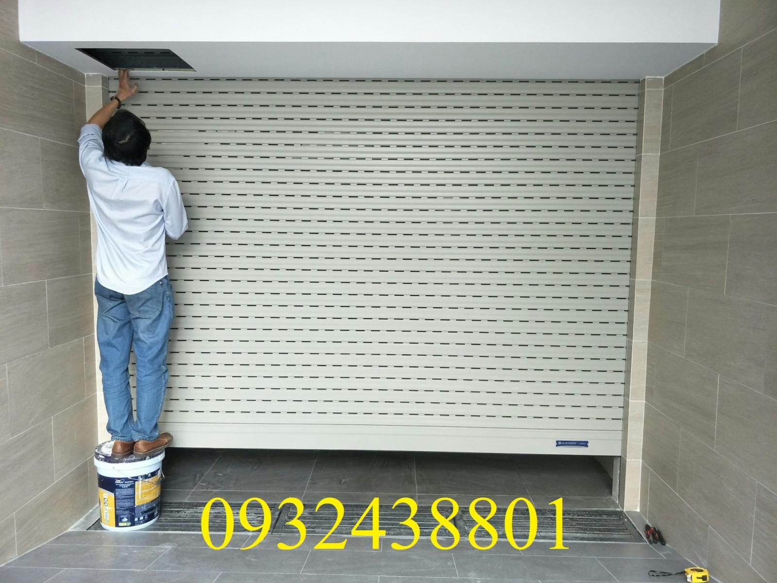 Báo Giá Cửa Cuốn Austdoor TpHCM