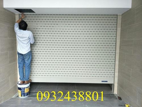 Cửa Cuốn Austdoor Tại Quảng Ngãi