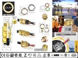 ỐC SIẾT CÁP CHỐNG NỔ - CABLE GLAND CMP E1FW
