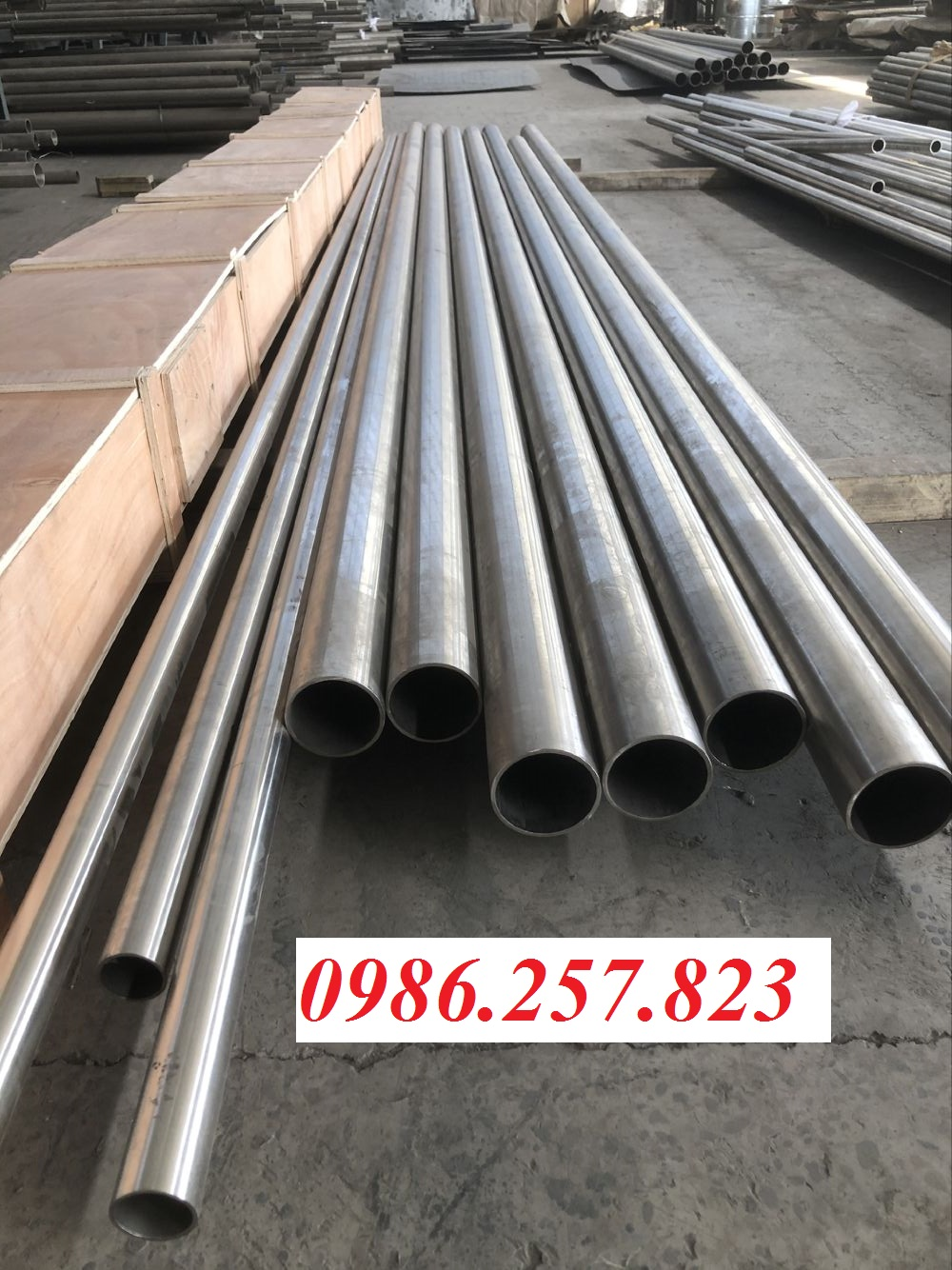 Thép không gỉ/ Inox SUS304 đa dạng quy cách cuộn, tấm, thanh, cây tròn đặc, ống, rèn inox