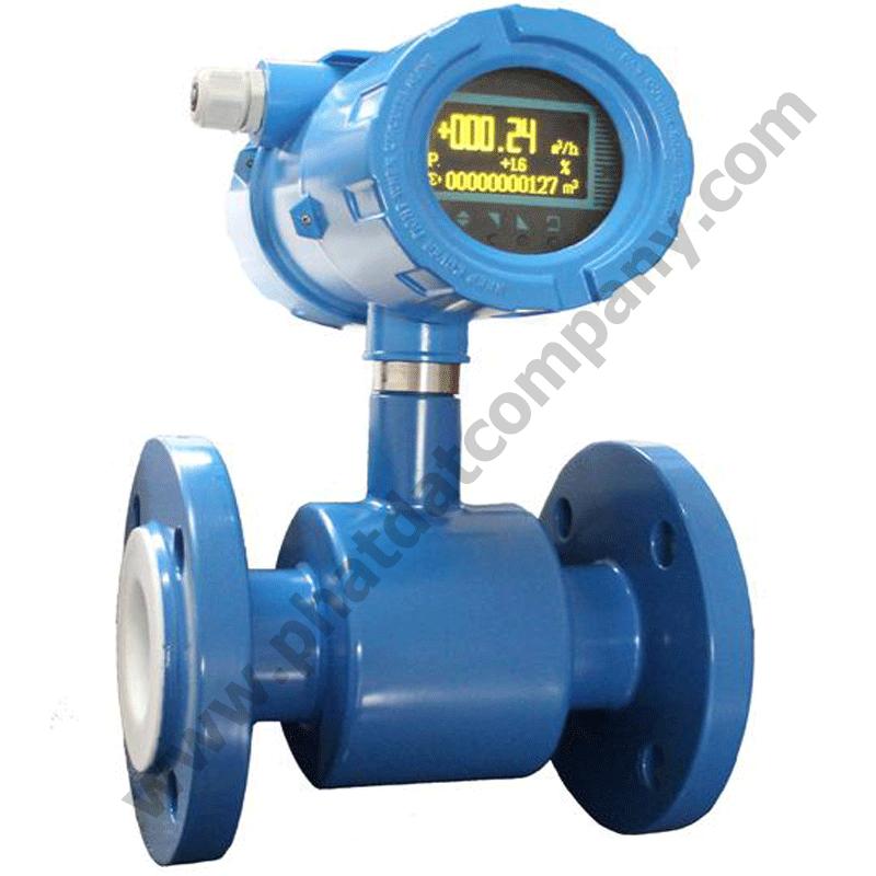 Đồng hồ đo lưu lượng nước thải số điện tử SMC