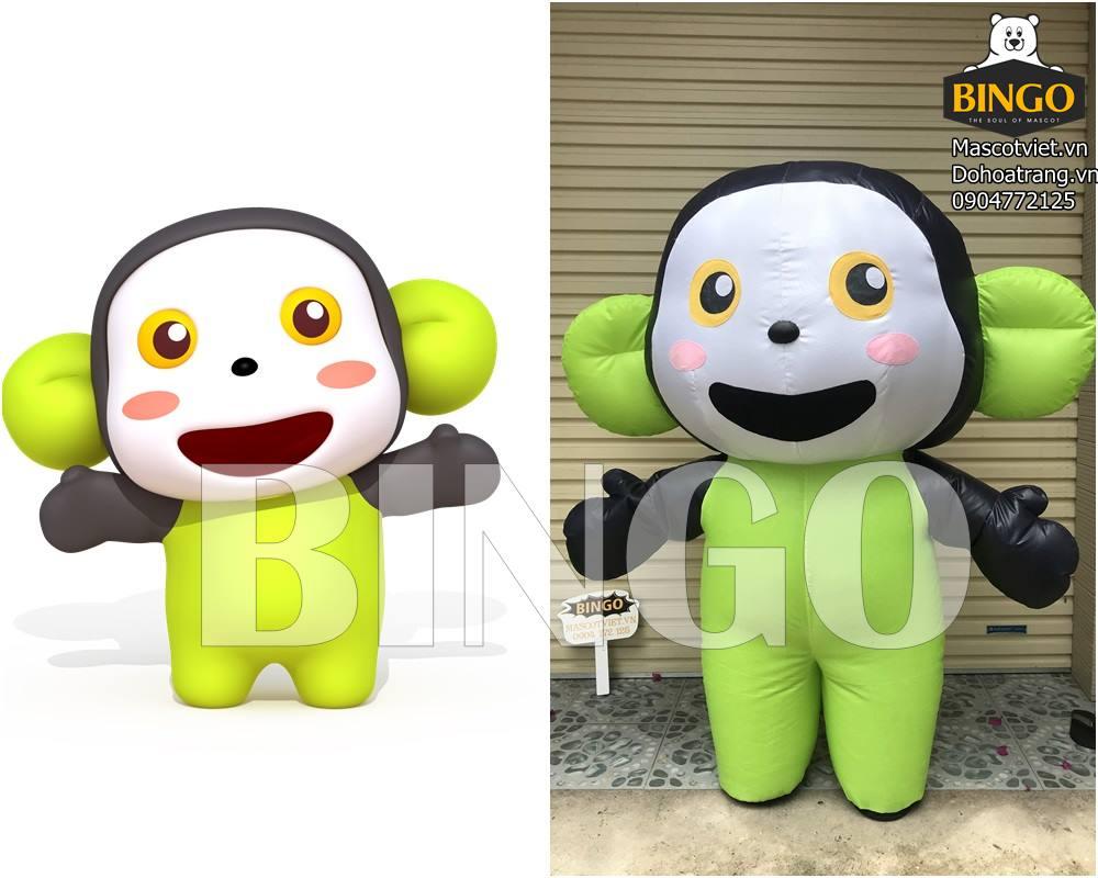Mascot giá rẻ,may mascot đẹp tphcm
