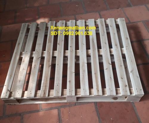 Ứng dụng quan trọng của pallet gỗ