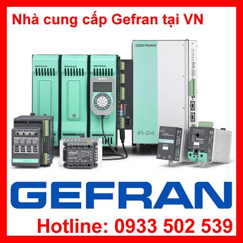 Cảm biến áp suất vị trí Gefran - Đồng hồ nhiệt độ Gefran