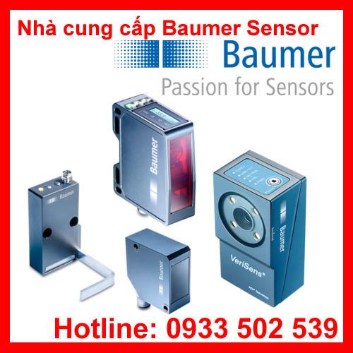 Cảm biến quang điện Baumer - Nhà cung cấp Baumer Sensor tại Việt Nam
