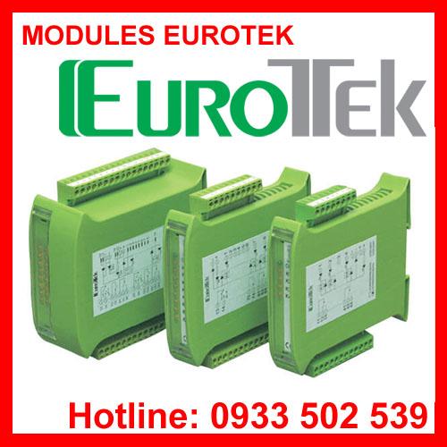 Nhà cung cấp Bộ nguồn Modules Relay EUROTEK tại Việt Nam