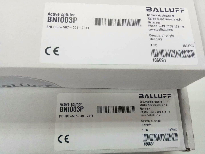 BALLUFF BNI003P-BNI PBS-507-001-Z011