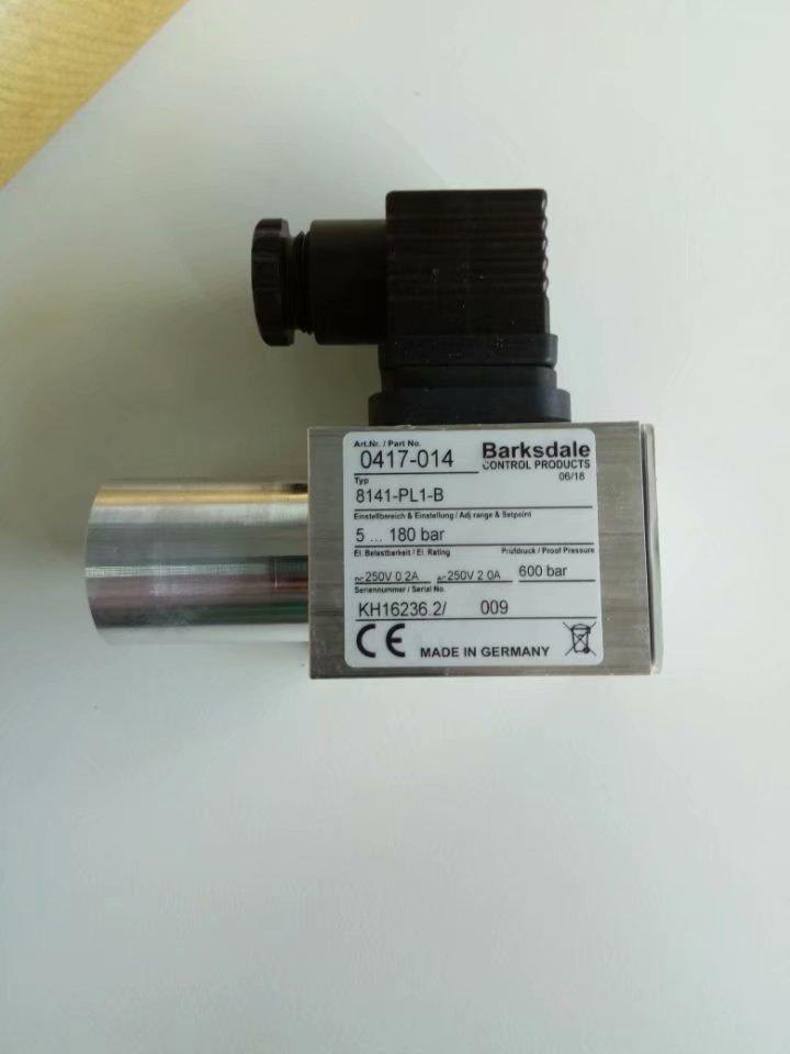 BARKSDALE 8141-PL1-B (0417-014)