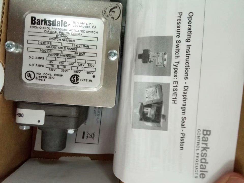 BARKSDALE E1H-H90