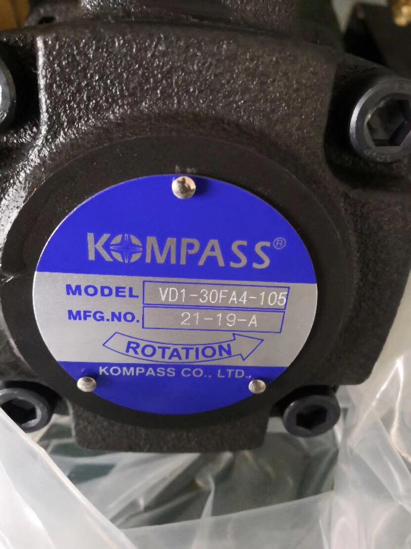 Bơm thủy lực(KOMPASS) VD1-30FA4-105