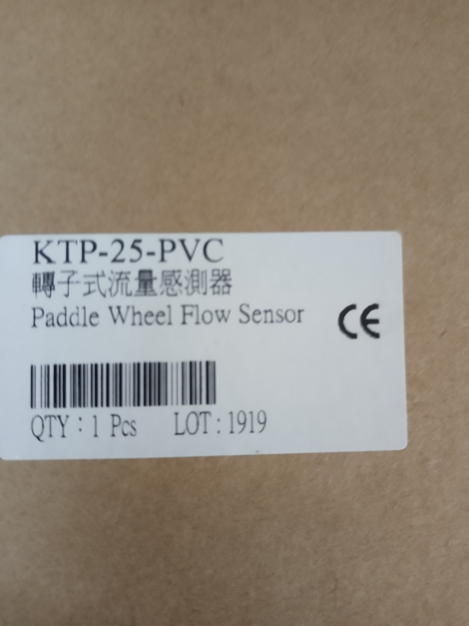 CẢM BIẾN (SENSOR) KTP-25-PVC