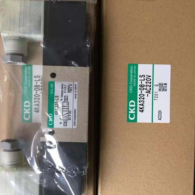 CKD 4KA320-08-LS-AC220V