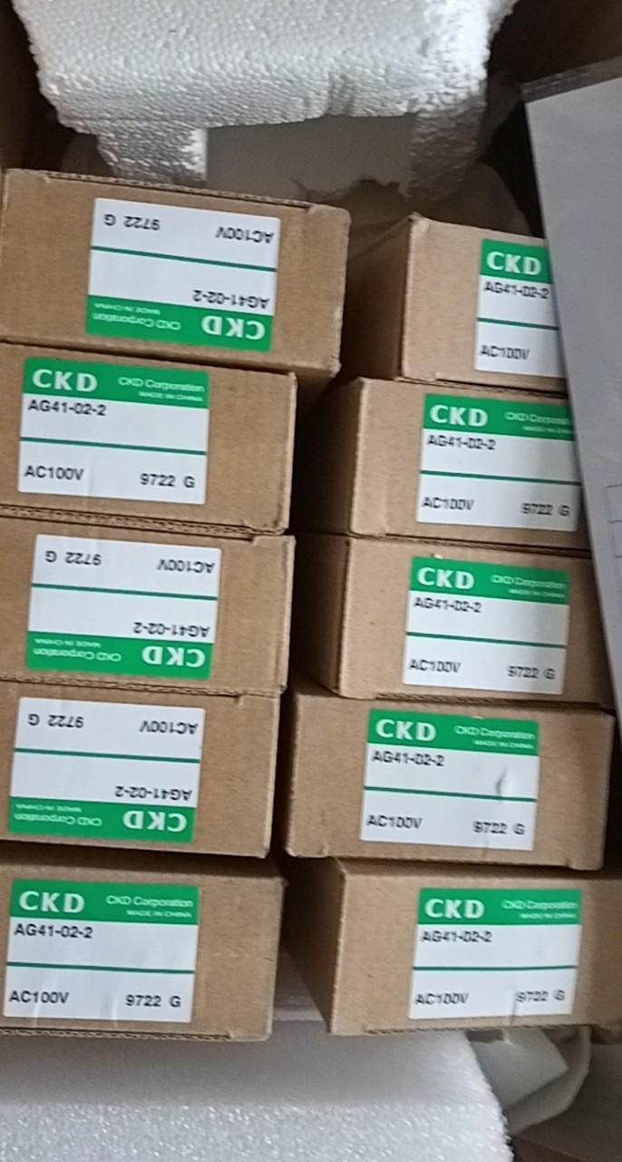 CKD AG41-02-2