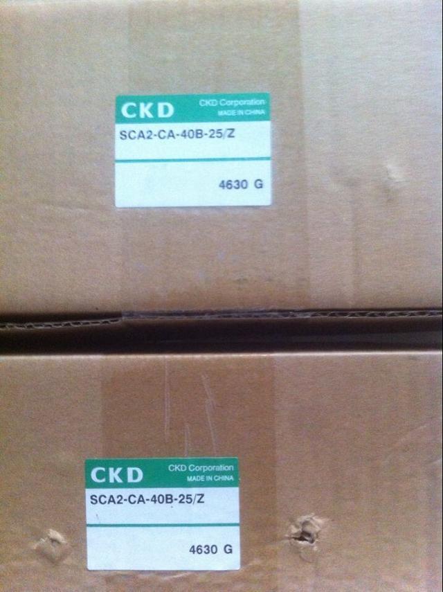 CKD CSA2-CA-40B-25/Z