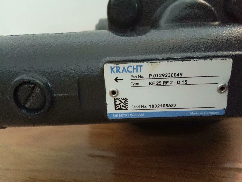 KRACHT KF 25 RF 2-D 15