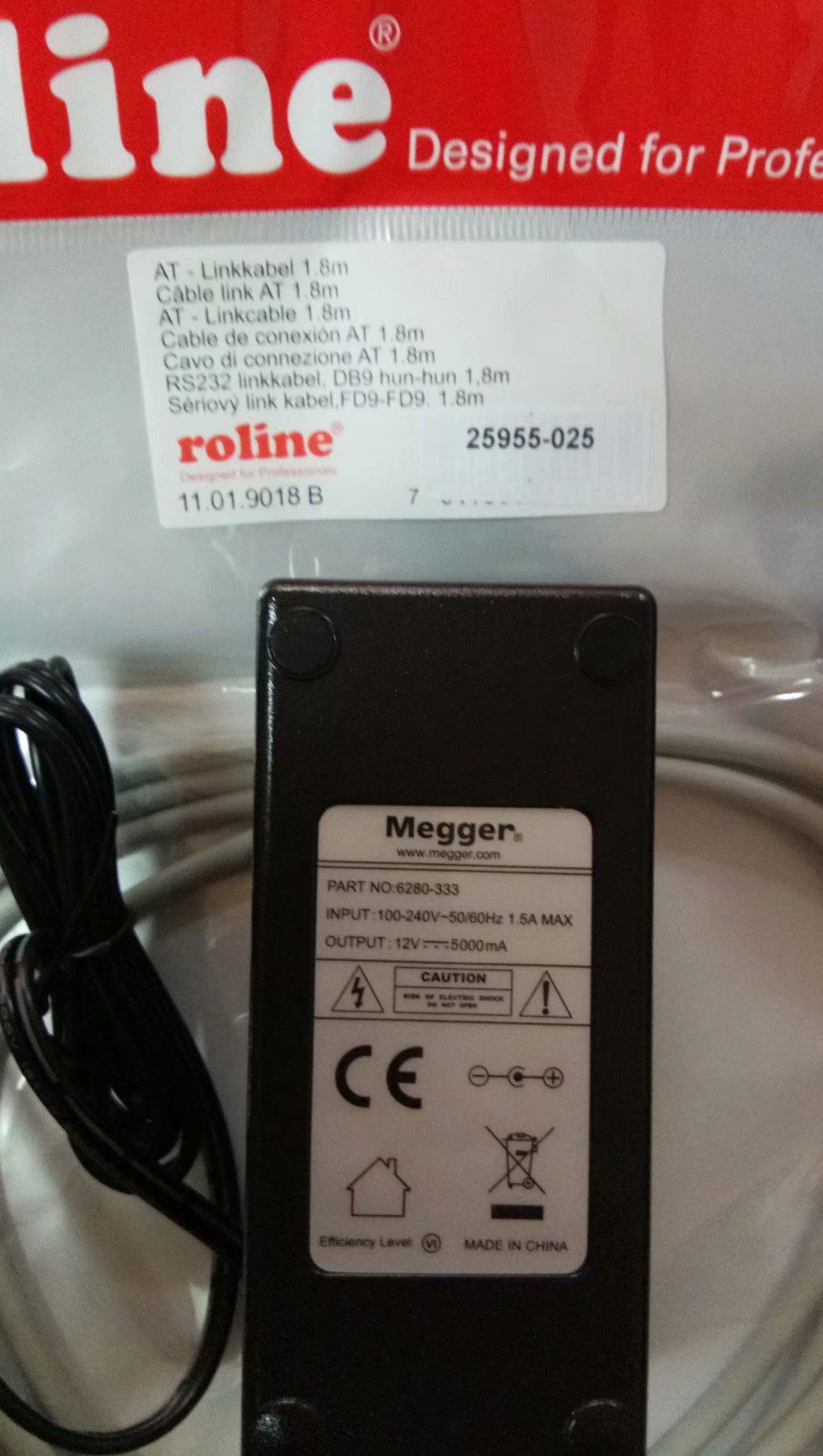 MEGGER 6280-333