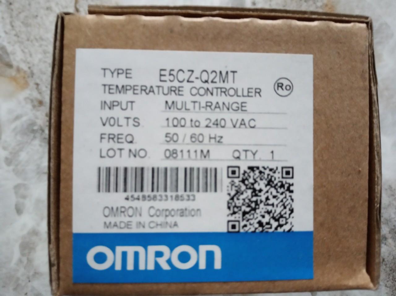 OMRON E5CZ-Q2MT
