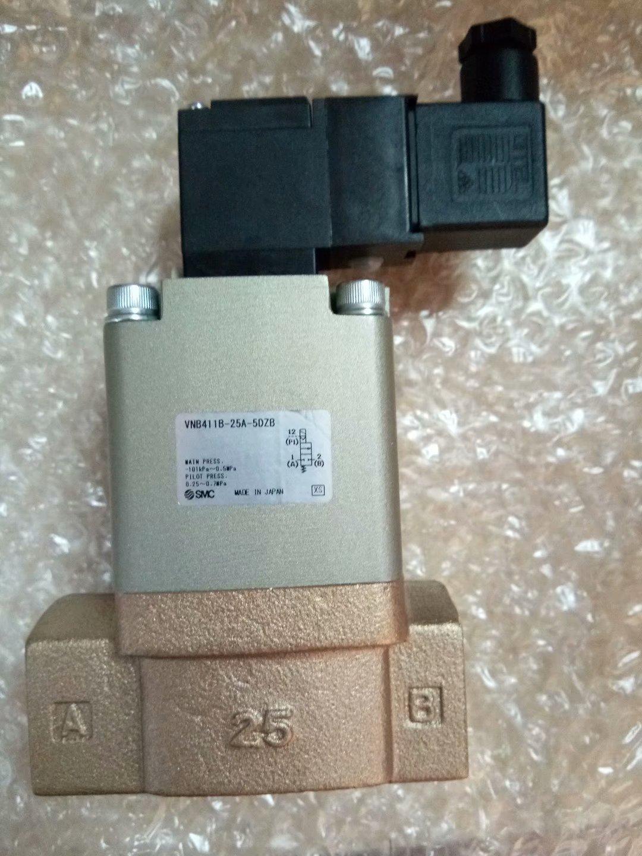SMC VNB411B-25A-5DZB