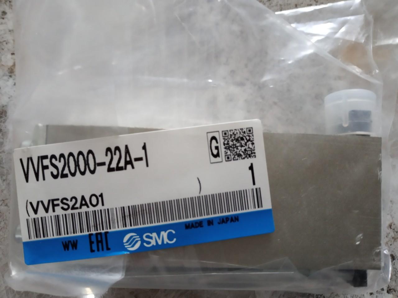 SMC WF2000-22A-1