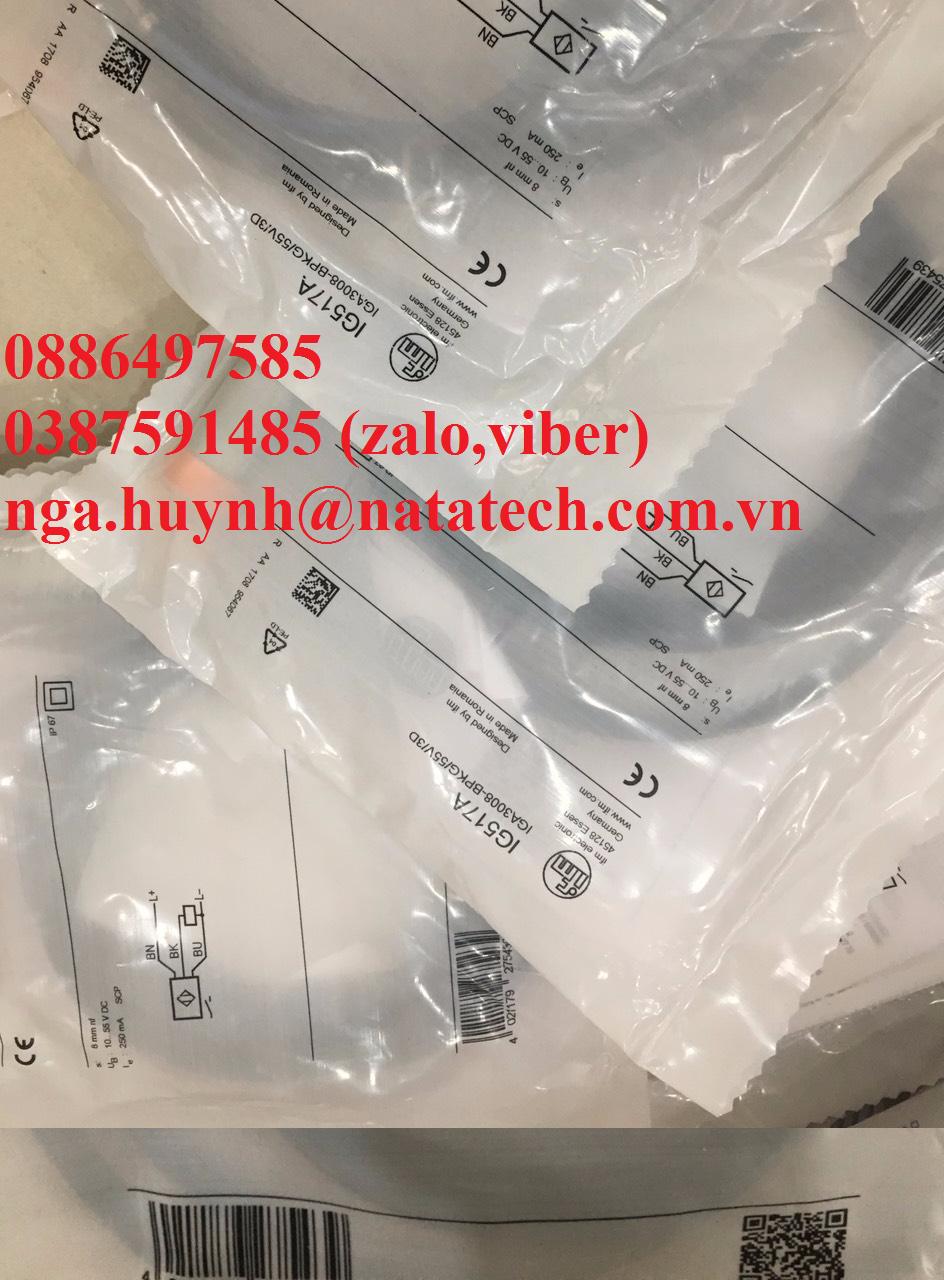 IG517A Cảm biến IFM
