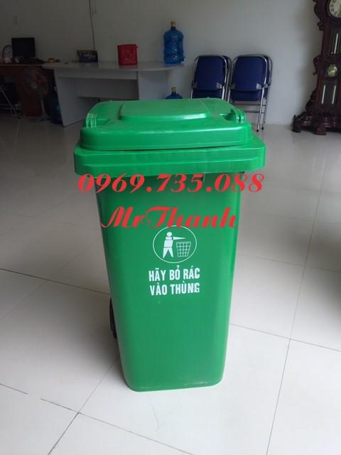 Thùng rác 120l-SG120
