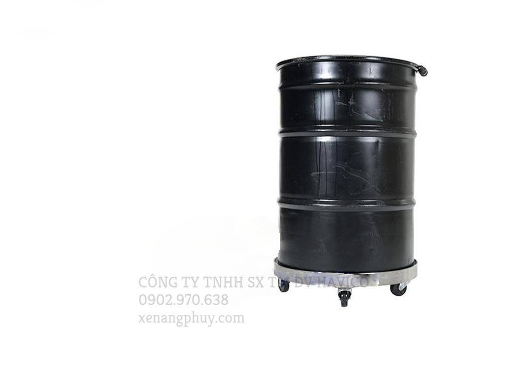 mâm đẩy thùng phuy chất lượng hcm