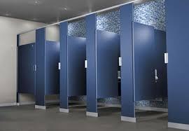 Cấu tạo của vách ngăn nhà vệ sinh