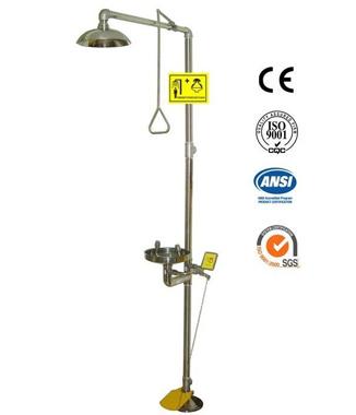 Bộ rửa mắt và tắm khẩn cấp EW607