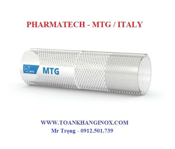 Ống mềm silicon dược phẩm MTG