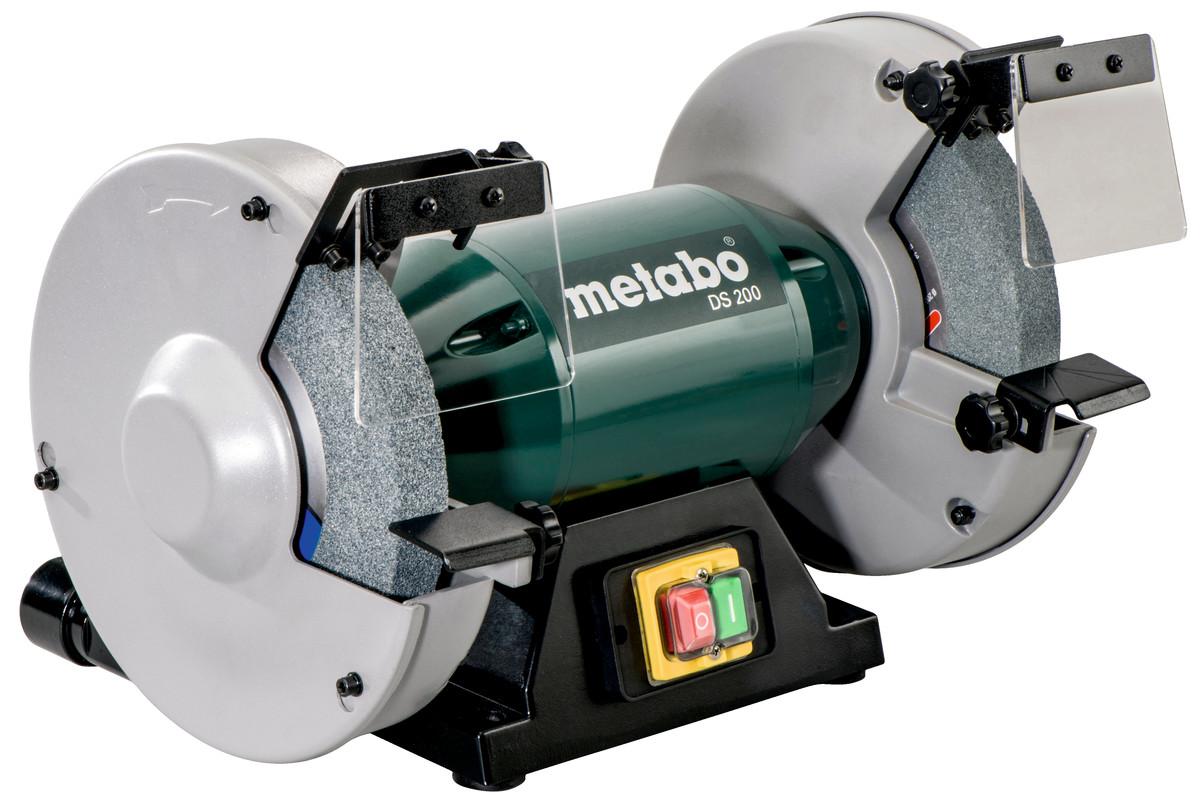 Máy mài hai đá Metabo DS 200