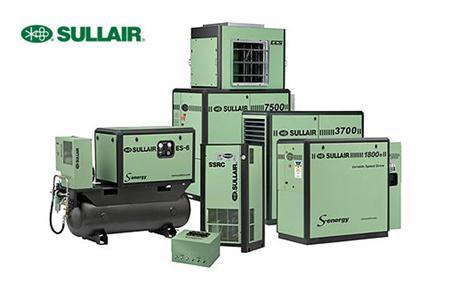 Máy nén khí Sullair- thiết bị công nghiệp