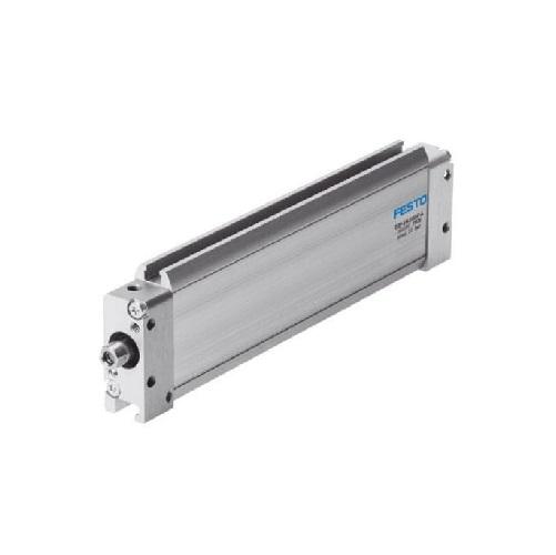 Flat cylinder DZF, metric