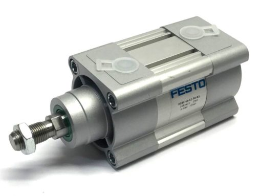 ISO cylinder with clamping cartridge DSBC-C