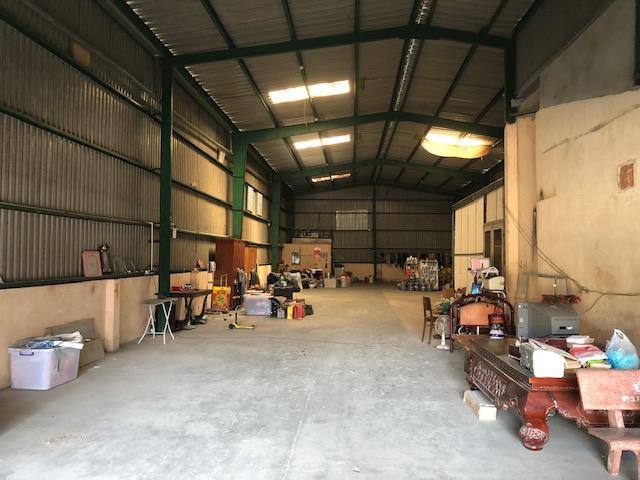 Cho thuê nhà xưởng rộng 420m2 xã Bà Điểm